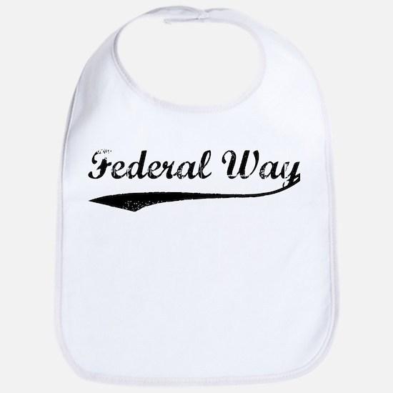Vintage Federal Way Bib