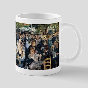 Renoir's Dance at Le moulin d Mug