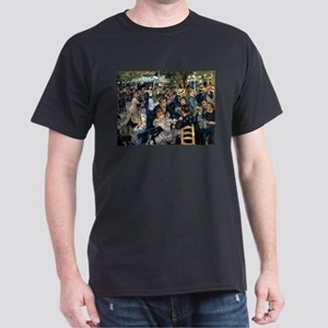 Renoir's Dance at Le moulin d Dark T-Shirt