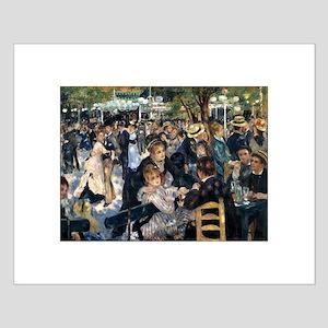 Renoir's Dance at Le moulin d Small Poster