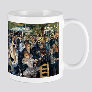 Renoir's Dance at Le moulin d Mug