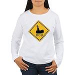 yield Women's Long Sleeve T-Shirt