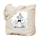 bob alarmed Tote Bag