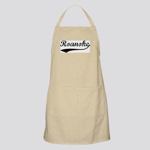 Vintage Roanoke BBQ Apron