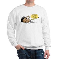 bob on the edge Sweatshirt