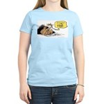 bob on the edge Women's Light T-Shirt