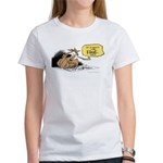 bob on the edge Women's T-Shirt