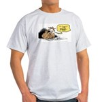 bob on the edge Light T-Shirt