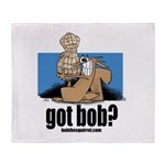 got bob Throw Blanket