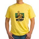 got bob Yellow T-Shirt