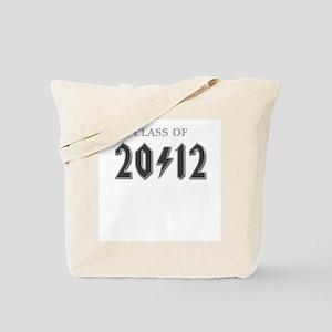 2012 Hard Rock Tote Bag