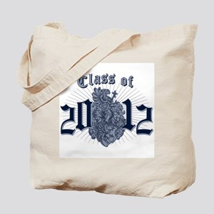 Class of 2012 Crest Tote Bag