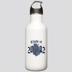 Class of 2012 Crest Stainless Water Bottle 1.0L
