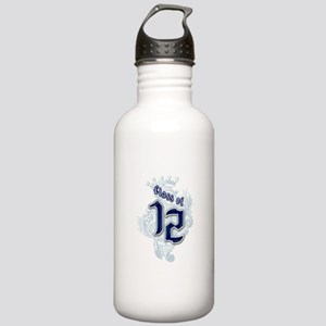 Class of 12 Medieval Stainless Water Bottle 1.0L