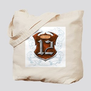 Class of 12 Shield Tote Bag