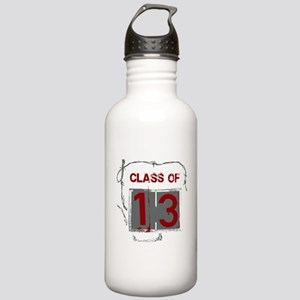 Clas of 13 Barbed Wire Stainless Water Bottle 1.0L
