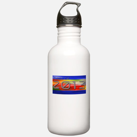 Class of 13 Futuristic Water Bottle