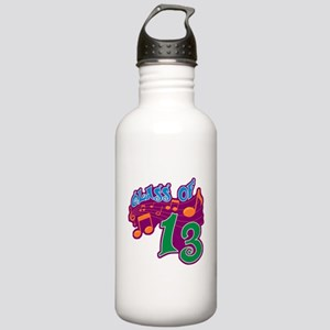 Class of 13 Musical Stainless Water Bottle 1.0L