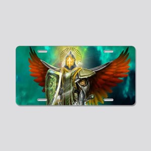 Archangel Aluminum License Plate