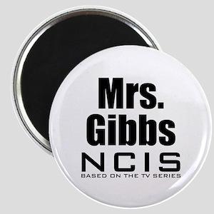 Mrs. Gibbs NCIS Magnet