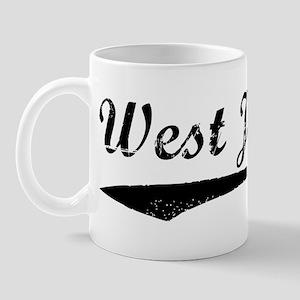 Vintage West Jordan Mug