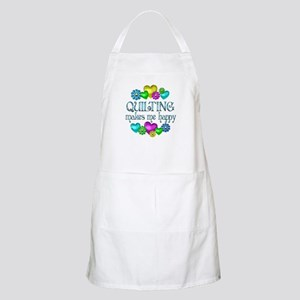 Quilting Happiness Apron