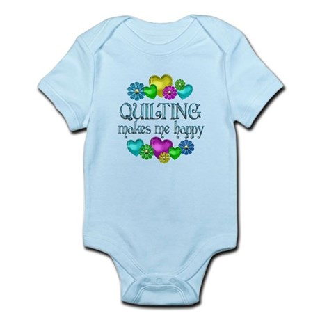Quilting Happiness Infant Bodysuit