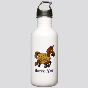 Horse Nut Stainless Water Bottle 1.0L