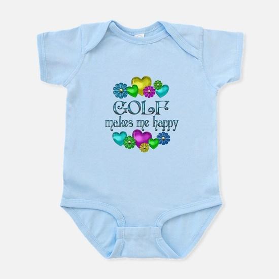 Golf Happiness Infant Bodysuit