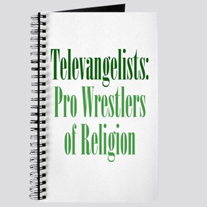 Pro-Wrestler of Religion Journal