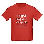 Fight Like A Cherub Kids Dark T-Shirt