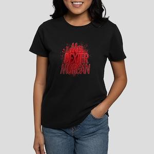 Mrs. Dexter Morgan Women's Dark T-Shirt
