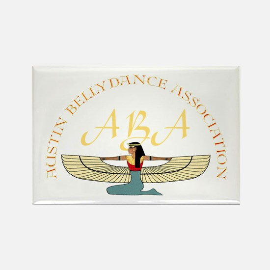 Cute Aba Rectangle Magnet (10 pack)