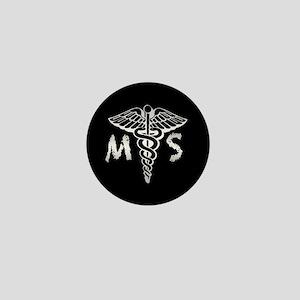 Mortuary Mini Button