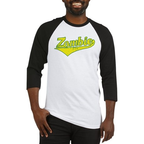 Zombie Basball Baseball Jersey