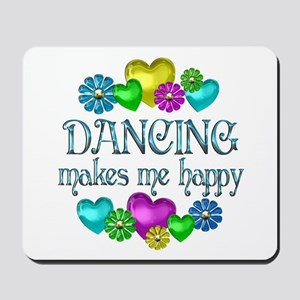 Dancing Happiness Mousepad