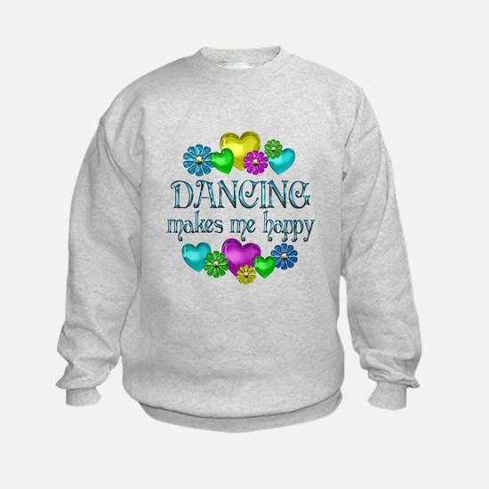 Dancing Happiness Sweatshirt