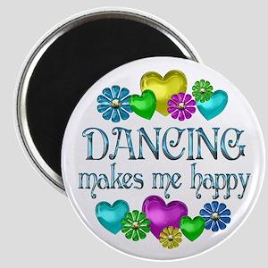 Dancing Happiness Magnet