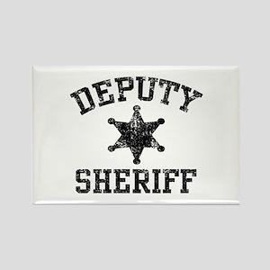 Deputy Sheriff Rectangle Magnet