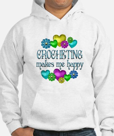 Crocheting Happiness Jumper Hoody