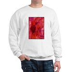 Pink Leaves Sweatshirt