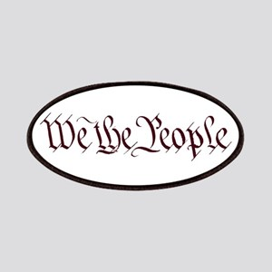 We the People Patches