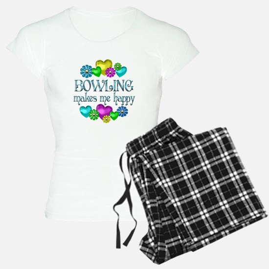 Bowling Happiness Pajamas