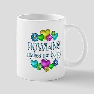Bowling Happiness Mug