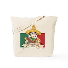 Mexico Joe Tote Bag