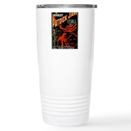 The Mentalist Stainless Steel Travel Mug
