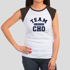 The Mentalist Women's Cap Sleeve T-Shirt