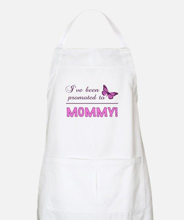 Promoted To Mommy Apron