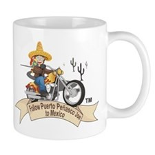 Open Road With Joe to Mexico Mug