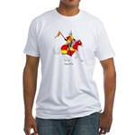 Pais d'Oc Knight Fitted T-Shirt